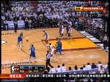 【高清HD】2010/2011赛季NBA总决赛第六场 小牛vs热火 第3节 20110613