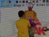 环湖赛第六赛段乌克兰选手夺冠 格雷格继续垄断黄衫