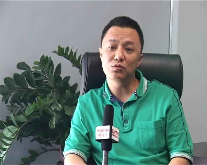 CNTV专访完美时空总裁竺琦