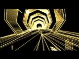 抽象游戏《几何跑酷》线条预览