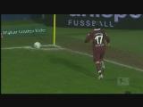 [德甲]第17轮:凯泽斯劳滕1-1汉诺威96 比赛集锦
