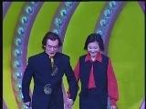 2002年春晚小品《智力闯关》表演:鞠萍、李咏、王小丫等  春晚小品