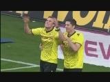 [德甲]第19轮:多特蒙德3-1霍芬海姆 比赛集锦