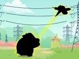 绿豆蛙 绿豆蛙系列动画短片之公益系列 触电的感觉