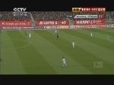 [德甲]第28轮:纽伦堡VS拜仁慕尼黑 上半场