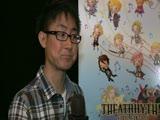 《最终幻想:节奏剧场》E3 2012首部采访视频