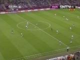 [欧洲杯]巴神接蒙托利沃长传 反越位成功梅开二度