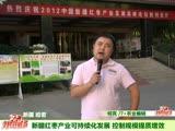 新疆红枣产业可持续化发展 控制规模提质增效