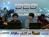 DCG四强赛Greedy VS AgFox #1