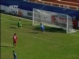 [国足]U16亚少赛:中国2-2印度 比赛集锦