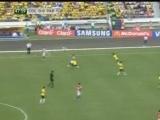 [国际足球]世预赛:哥伦比亚VS巴拉圭 下半场