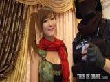 2012韩国游戏展NEXON展台妹子抢先看