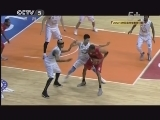 2012/2013赛季中国男子篮球职业联赛 第11轮 新疆广汇-青岛双星 第4节 20121218