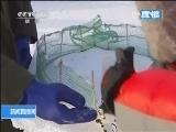 直击镜泊湖壮观冬捕:一网万斤!