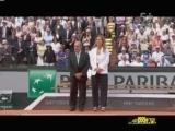 [一网打尽]法国网球公开赛女单颁奖仪式