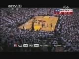 2012/2013赛季NBA总决赛第六场 马刺VS热火 第二节 20130619