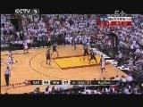 2012/2013赛季NBA总决赛第六场 马刺VS热火 加时赛 20130619