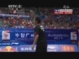 亨德拉/阿赫桑VS鲍伊/摩根森 2013世锦赛男双决赛