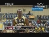 2013-2014赛季中国男子篮球职业联赛第20轮 浙江广厦控股VS山东黄金 20140103