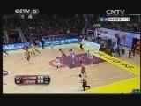 2013-14赛季中国男子篮球职业联赛第23轮 江苏中天钢铁VS上海玛吉斯 20140110