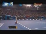 [一网打尽]澳网男单1/4决赛:小德VS瓦林卡 5