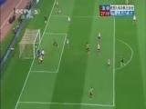 [欧冠]波利右路下底 卡卡小角度头球抢点扳平比分