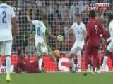 [国际足球]贾吉尔卡推射空门 英格兰队再下一城