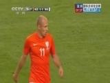 [世界杯]国际足球友谊赛:荷兰VS威尔士 上半场