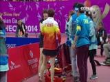[亚运会]乒乓球女子双打决赛:刘诗雯/武杨VS朱雨玲/陈梦