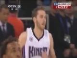 [NBA]篮网佯攻分球 斯陶斯卡斯左翼三分命中