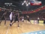 [NBA]威廉姆斯中路突破低手上篮命中2分