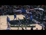 [NBA]帕克邓肯二龙戏珠撕防线 石佛真空地带暴扣