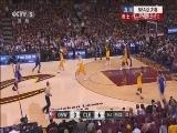2014-15赛季NBA总决赛 勇士VS骑士 第三场 20150610