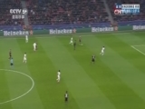 [欧冠]E组第3轮:勒沃库森VS罗马 下半场