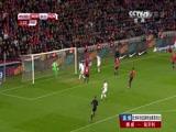 [国际足球]欧预赛:挪威0-1匈牙利 比赛集锦