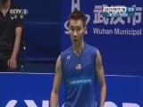 2016年亚洲羽毛球锦标赛 决赛 谌龙VS李宗伟 20160501
