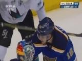 [NHL]西部决赛:圣何塞鲨鱼VS圣路易斯蓝调 第三节