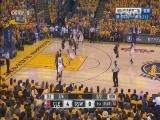 2015-16赛季NBA总决赛 骑士VS勇士 第二场 20160606