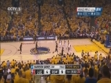 2015-16赛季NBA总决赛 骑士VS勇士 第七场 20160620