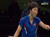 [奥运会]乒乓球女单半决赛第1轮 丁宁VS金松伊