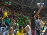 [排球]奥运女排1/4决赛 巴西VS中国 决胜时刻