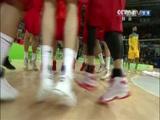 [奥运会]男篮铜牌赛 澳大利亚队VS西班牙队
