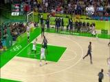 [夺金时刻]里约奥运会男篮决赛 美国队夺冠