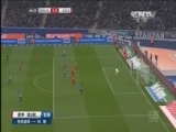 [德甲]第8轮:柏林赫塔2-1科隆 比赛集锦