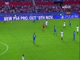[欧冠]H组第4轮:塞维利亚VS萨格勒布迪纳摩 下半场