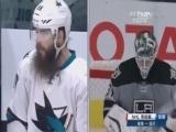 [NHL]常规赛:圣何塞鲨鱼VS洛杉矶国王 第三节