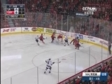 [NHL]常规赛:洛杉矶国王VS卡尔加里火焰 第一节