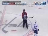 [NHL]季后赛第1轮:枫叶VS首都人 第二节