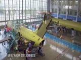 [航拍中国]上海工业