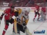 [NHL]马尔金强行摆脱防守 门前劲射首开记录